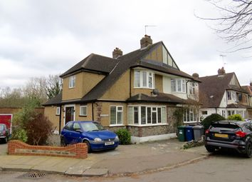 Thumbnail 3 bed semi-detached house to rent in Great Bushey Drive, Totteridge And Whetstone