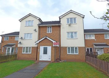 Thumbnail 2 bedroom flat for sale in Canterbury Close, Rowley Regis, West Midlands