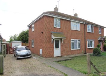 Thumbnail 3 bed semi-detached house for sale in Townfield Lane, Swineshead, Boston
