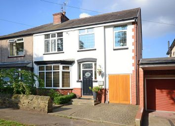Thumbnail 4 bed semi-detached house for sale in Milden Road, Wadsley, Sheffield