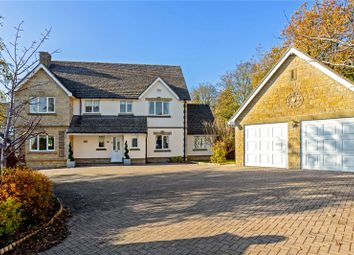 Thumbnail 5 bed detached house for sale in Nicholas Court, Old Town, Swindon