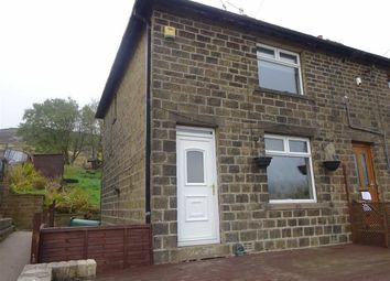 Thumbnail 2 bed end terrace house to rent in Woods Mount, Marsden, Huddersfield