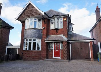 Thumbnail 3 bed detached house for sale in Mucklow Hill, Halesowen