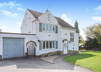 Thumbnail 3 bedroom detached house for sale in Lynwood Crescent, Pontefract