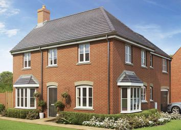Thumbnail 4 bed detached house for sale in Summerlin Drive, Woburn Sands, Milton Keynes
