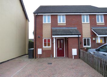 Thumbnail 3 bed semi-detached house for sale in Summerlee Road, Finedon, Wellingborough