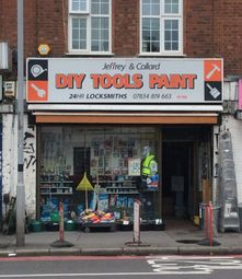 Thumbnail Retail premises for sale in T/A Jeffrey & Collard, Thornton Heath