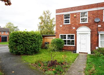 3 bed end terrace house for sale in Hardwick Crescent, Syston, Leicester LE7