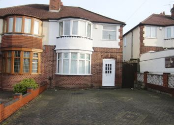 Thumbnail 3 bedroom semi-detached house to rent in Regent Road, Tividale, Oldbury