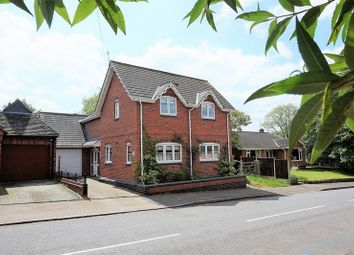 Thumbnail 4 bedroom detached house for sale in Old Yard Cottage, School Street, Churchover, Rugby