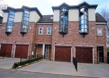 Thumbnail 3 bed town house for sale in Bedells Lane, Wilmslow