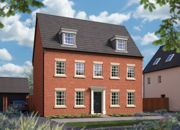 """Thumbnail 5 bed detached house for sale in """"The Stratford"""" at Harbury Lane, Heathcote, Warwick"""