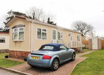 Thumbnail 2 bed mobile/park home for sale in Nut Walk, Ham Manor Park, Llantwit Major, Nr Cardiff