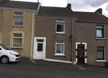 Thumbnail 2 bedroom terraced house for sale in Hoo Street, Swansea