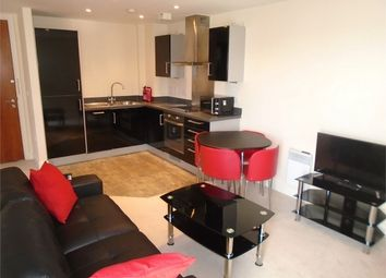 Thumbnail 1 bedroom flat to rent in Meridian Bay, Maritime Quarter, Swansea