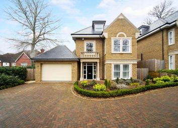 Thumbnail 5 bed detached house to rent in Sandy Lane, Cobham