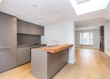 3 bed terraced house to rent in Orbain Road, Fulham, London SW6