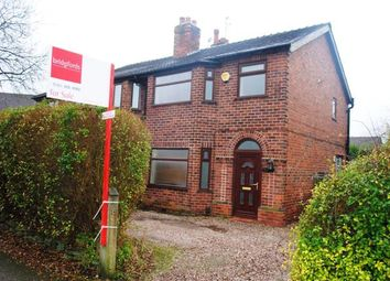 Thumbnail 3 bed semi-detached house for sale in Hulme Hall Road, Cheadle Hulme, Cheadle, Greater Manchester