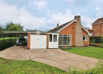 Thumbnail 3 bed detached bungalow for sale in Thelda Avenue, Keyworth, Nottingham