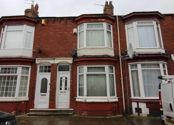 Thumbnail 2 bedroom terraced house for sale in Brompton Street, Middlesbrough