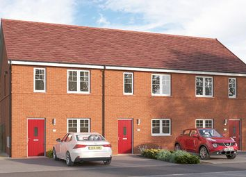 "Thumbnail 3 bed end terrace house for sale in ""The Fenbridge"" at Etwall Road, Mickleover, Derby"