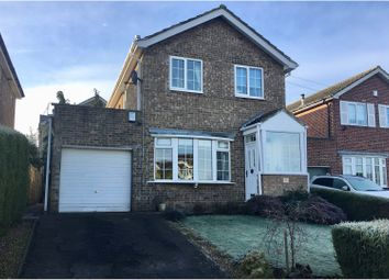 Thumbnail 3 bed detached house for sale in Syke Green, Scarcroft, Leeds
