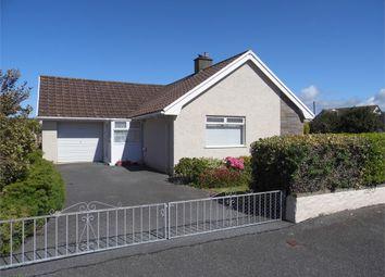 Thumbnail 3 bed detached bungalow for sale in Haulfryn, 23 Clos-Y-Bigney, Fishguard, Pembrokeshire