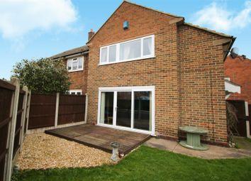 Thumbnail 3 bedroom semi-detached house for sale in Broom Close, Calverton, Nottingham