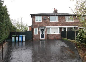 Thumbnail 3 bedroom semi-detached house to rent in Avondale Crescent, Urmston, Manchester