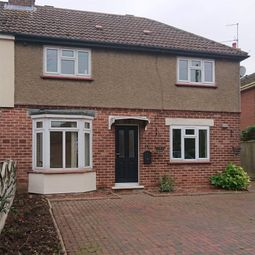 Thumbnail 4 bed semi-detached house to rent in Garnsgate Road, Long Sutton