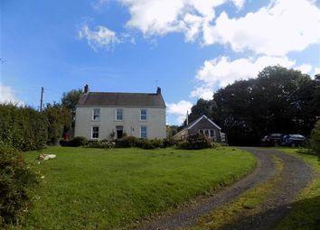 Thumbnail 4 bed detached house for sale in Bryncleddau, Mynachlogddu, Clunderwen