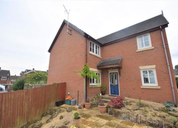 Thumbnail 4 bed detached house for sale in Summerhill Park, Summerhill, Wrexham