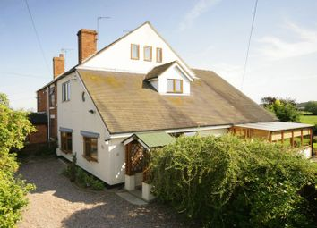 Thumbnail 5 bed semi-detached house for sale in Old Rickerscote Lane, Stafford