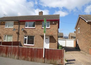 Thumbnail 3 bed semi-detached house to rent in Chestnut Drive, New Ollerton, Newark