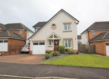 Thumbnail 4 bed detached house for sale in Pillans Avenue, Carluke