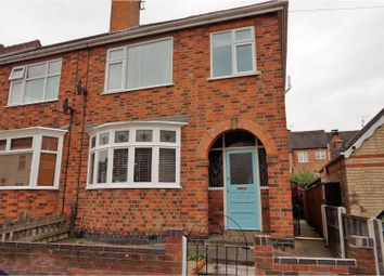 Thumbnail 3 bedroom semi-detached house for sale in Richmond Road, Aylestone