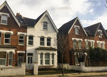 Thumbnail 1 bed flat for sale in Merton Road, London