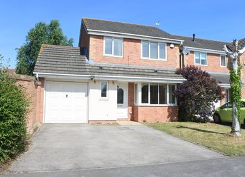 Thumbnail 3 bed detached house for sale in The Paddocks, Undy, Caldicot