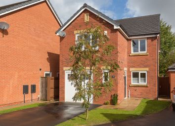 Thumbnail 4 bedroom detached house for sale in Almond Pastures, Standish, Wigan