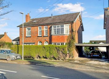 Thumbnail 2 bed semi-detached house for sale in Handforth Road, Wilmslow