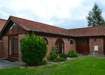 Thumbnail 2 bed barn conversion to rent in Church Farm Green, Fressingfield, Eye, Suffolk