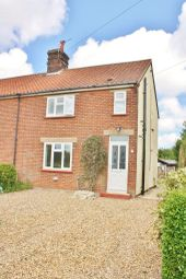 Thumbnail 3 bedroom semi-detached house to rent in Buxton Road, North Walsham