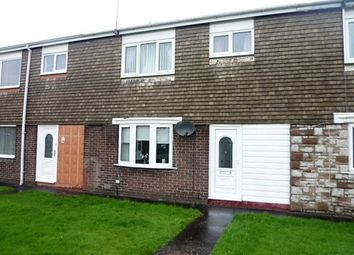 Thumbnail 3 bed terraced house for sale in Hudson Avenue, Annitsford, Cramlington