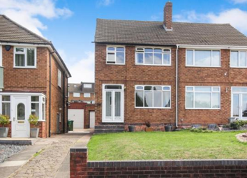 Thumbnail Semi-detached house to rent in Eden Road, Solihull