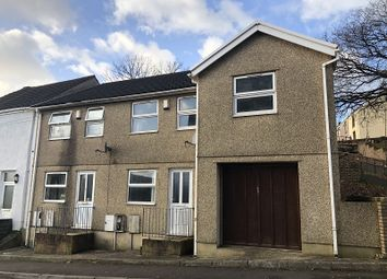 Thumbnail 3 bed end terrace house for sale in Pentre Treharne Road, Landore, Swansea, City And County Of Swansea.