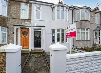 4 bed terraced house for sale in Ridge Park Avenue, Plymouth PL4