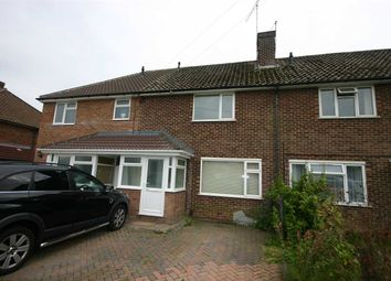 Thumbnail 2 bed terraced house to rent in Chestnut Avenue, Eastleigh, Southampton