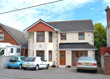 Thumbnail 4 bed detached house for sale in Brunant Road, Gorseinon, Swansea