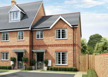 "Thumbnail 3 bedroom semi-detached house for sale in ""Flatford"" at Coventry Road, Southam"