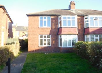 Thumbnail 2 bed flat to rent in Merlin Crescent, Wallsend